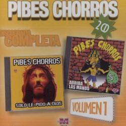 Pibes Chorros - La danza del humo